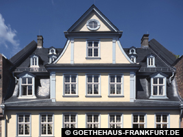 Goethe Haus와 Goethe Museum
